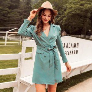 Bohemian Jacket Dress