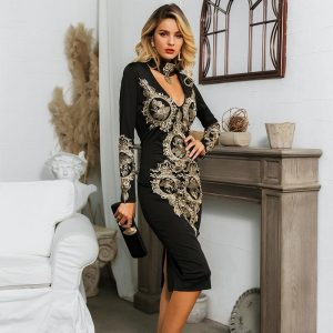 Fashion Hippie Chic Dress