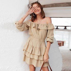 Bohemian Girl Stylish Dress