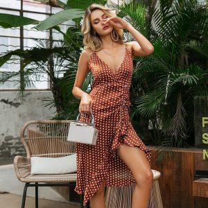 Esprit Hippie Beach Dress